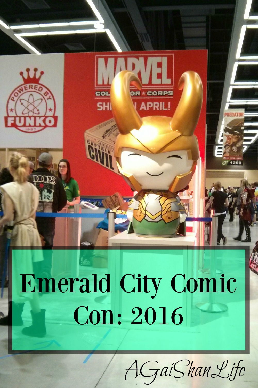 Emerald City Comic Con 2016: We'll definitely do this again