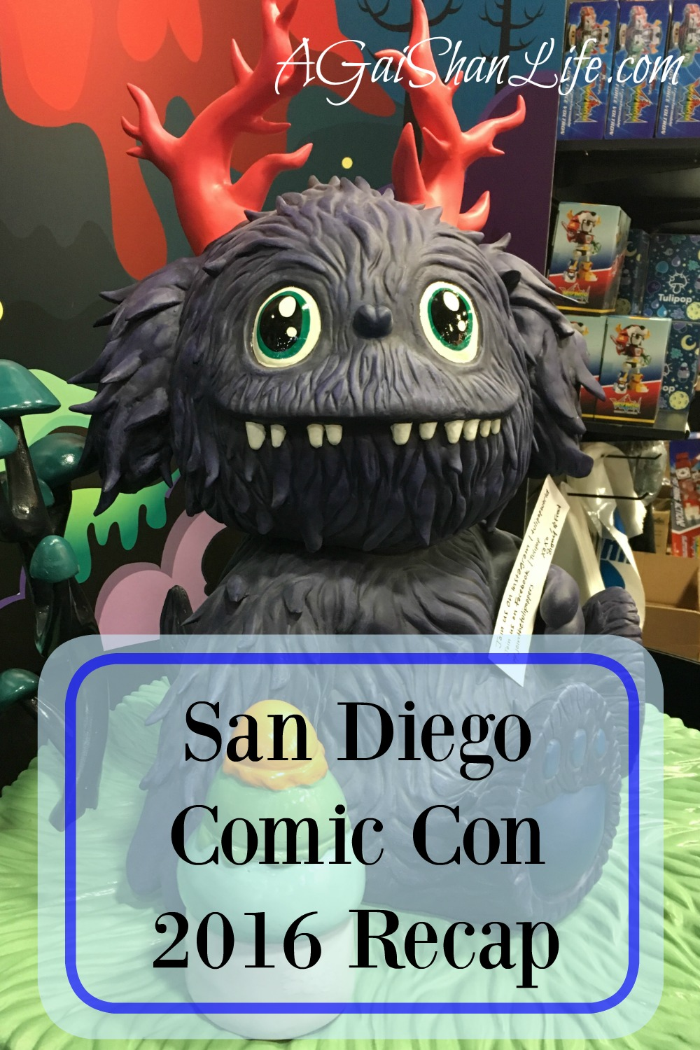 SDCC 2016 Recap: Yet another year of conventioneering