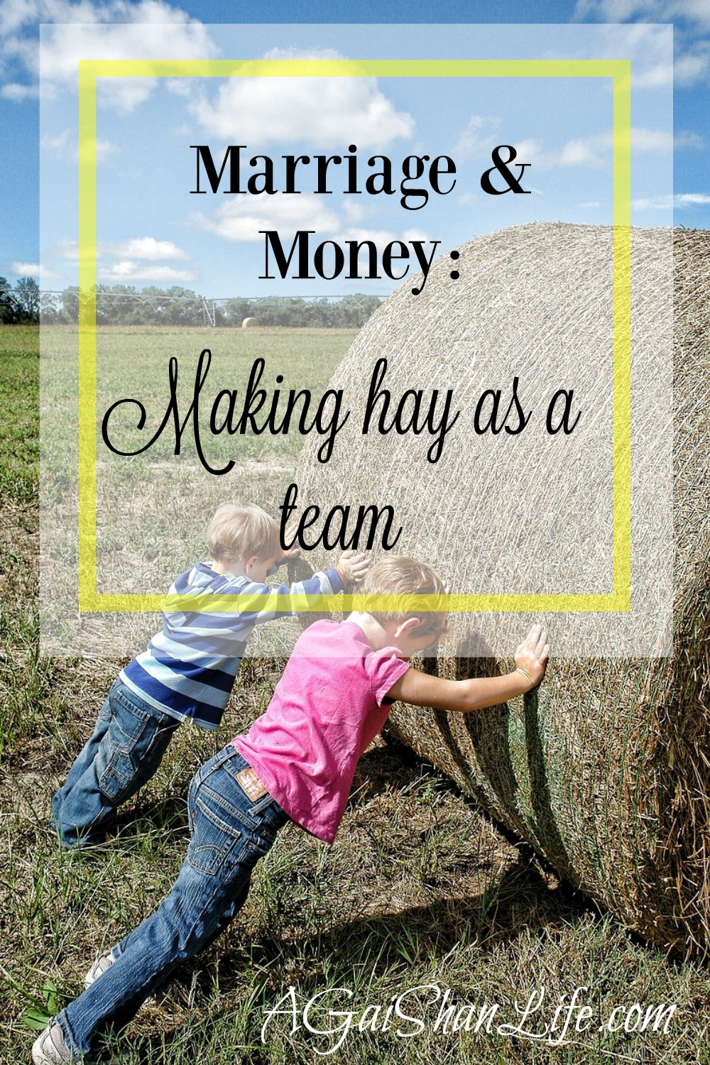 How PiC and I build up our wealth: together, as a team