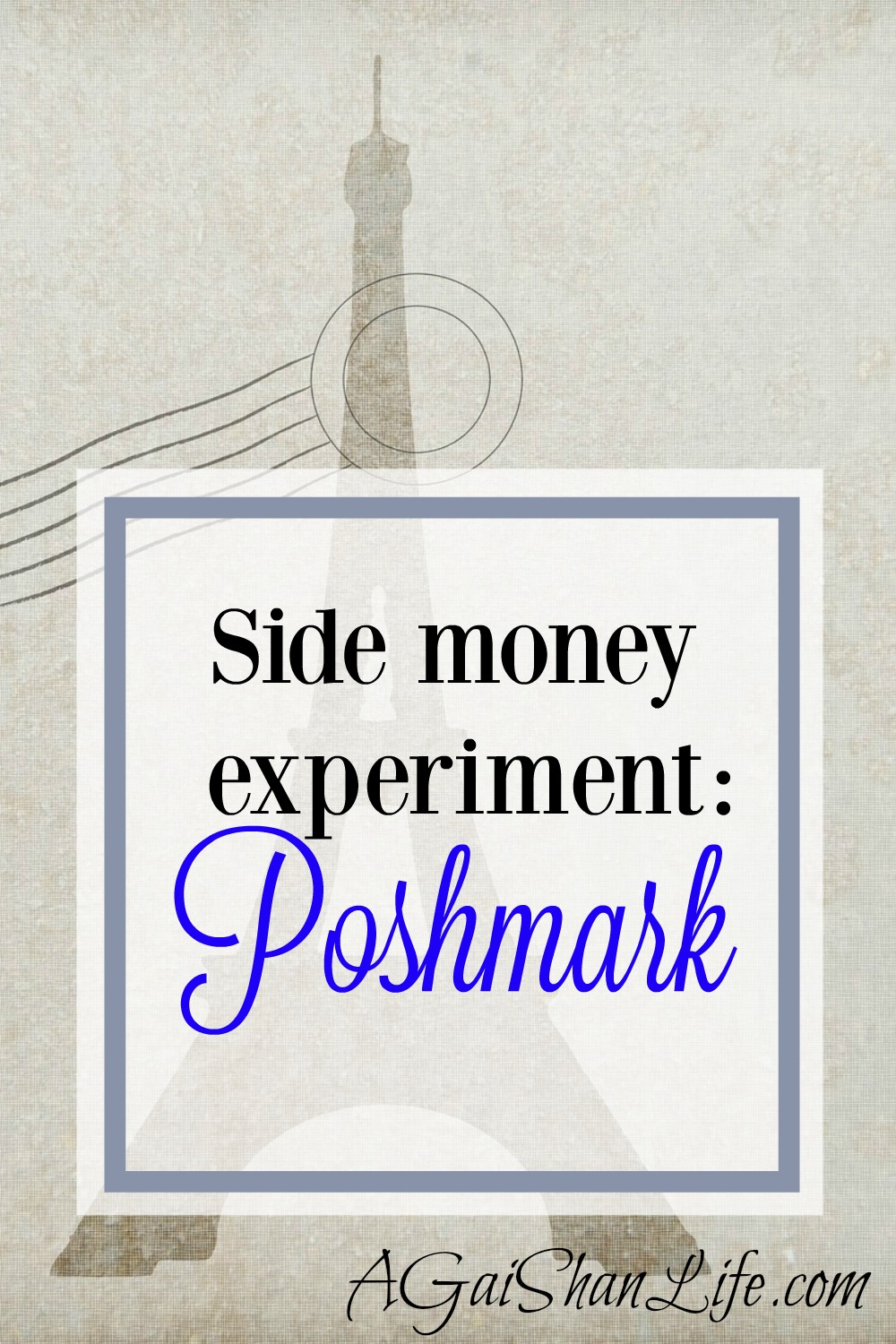 Side Money Experiment 1: Selling clothes with Poshmark