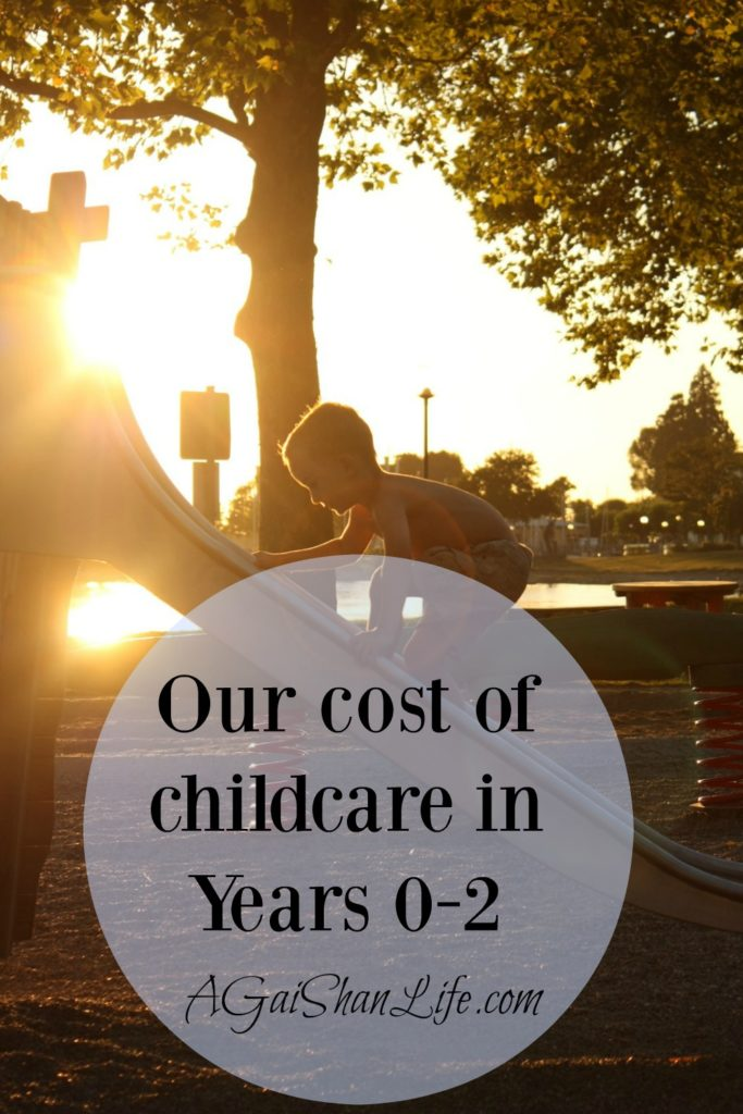 2017 winter update: the costs of childcare