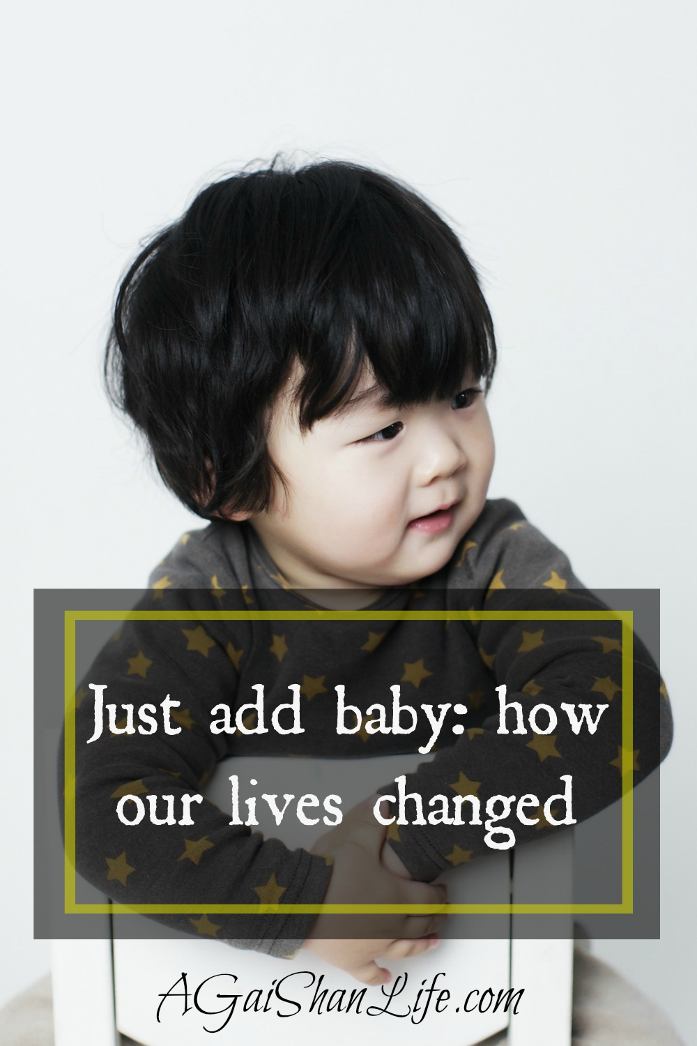 Just add baby: How our lives have changed since welcoming JuggerBaby home