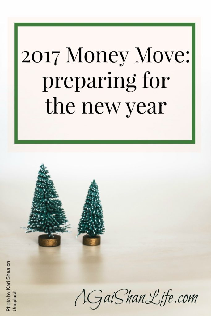 2017 Money Move: preparing for the new year